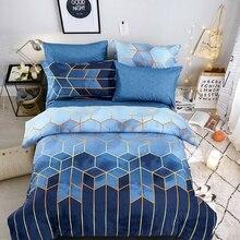 Bedding-Set Duvet-Cover-Set Comforter Nordic 2/3pcs 40 Six-Colors Fashion High-Quality