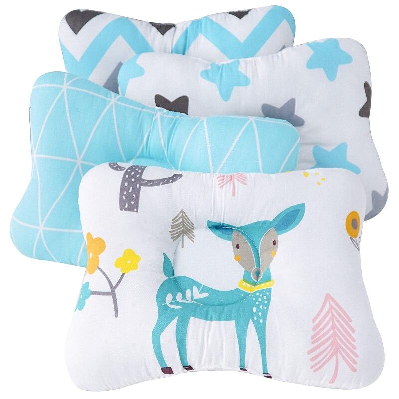 2019 Hot Newborn Nursing Pillow Cushion Infant Head Support Baby Sleep Positioner Headrest Anti Roll Baby Pillows Baby Stuff