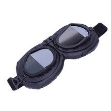 Открытый Велоспорт очки мотоциклетные очки беговые очки Мотоцикл Винтажные шлем очки рыцарские очки