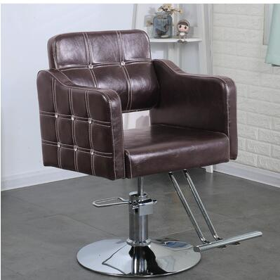 The New Barber Chair. Hairdressing Chair  Fashion Nail Chair