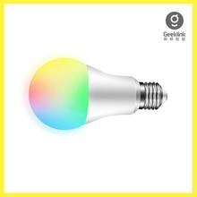 Geeklink GL CB1 oświetlenie inteligentnego domu żarówka rgb inteligentny żarówka wifi led