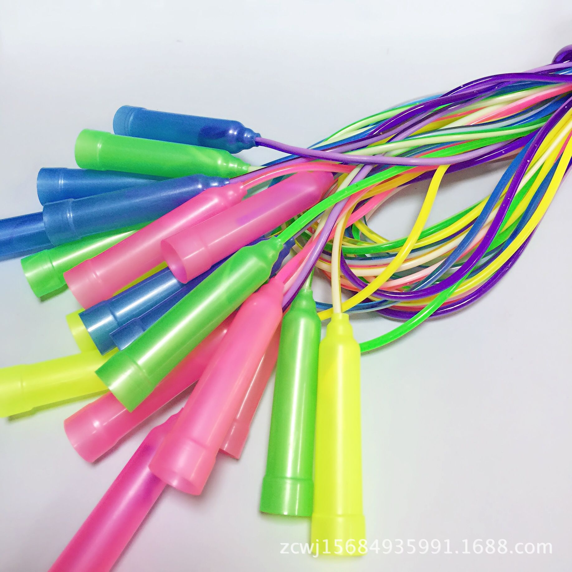Primary School STUDENT'S Sports The Academic Test For The Junior High School Students Standard Jump Rope Color Plastic Training