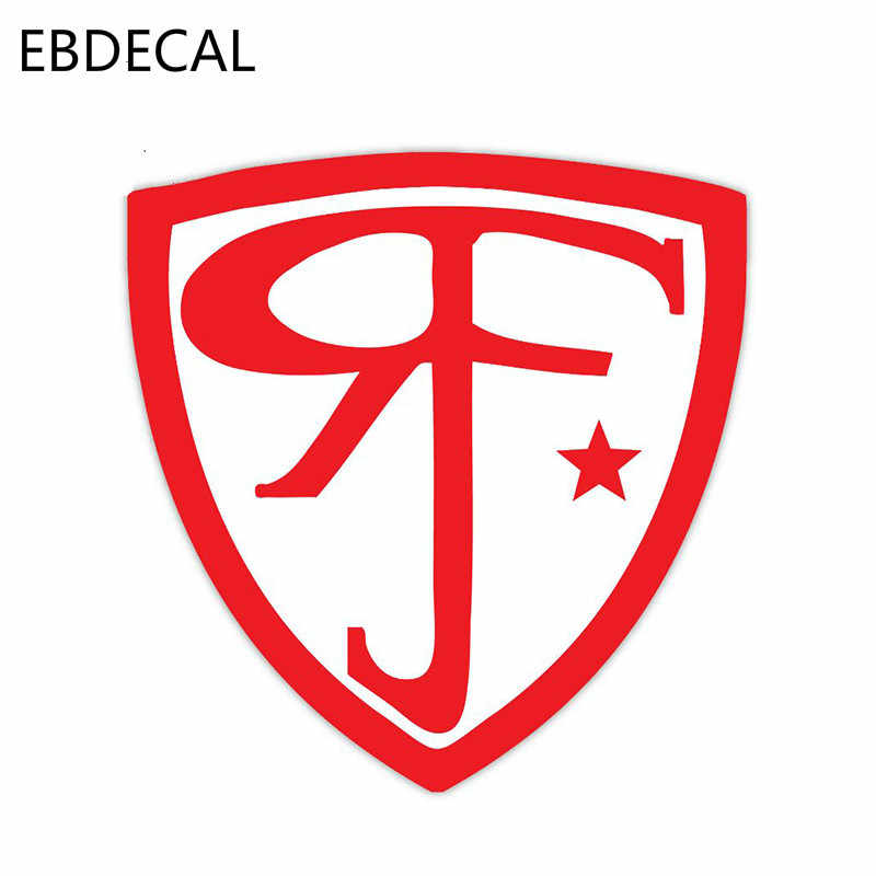 EBdecal Red Jacket Firearms Sons of Guns   For Auto Car/Bumper/Window/Wall Decal Sticker Decals DIY Decor CT6744