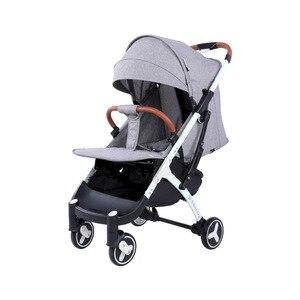 Yoya Plus 3 baby stroller Super lightweight stroller 175 degree newborn sleeping baby pram cart plus stroller cart 2020