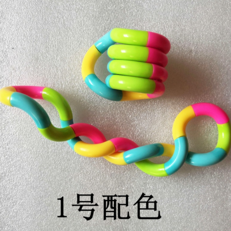 Kids Toys Fidget Play-Stress Send-Decompression Child Adult 1pcs Deformation Twist-Random img3
