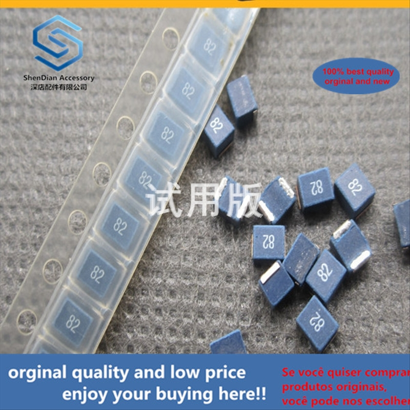 50pcs 100% Orginal New Best Quality NLV32T-082J-PF 1210 3225 82nh 0.082uH 3.2x2.5 Chip Wound Inductor