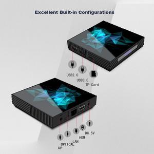 Image 5 - Akıllı Tv kutusu A95X Z2 Rockchip RK33118 dört çekirdekli 64bit Android 9.0 2.4/5.0G çift WiFi bluetooth google Play Android Set top Box