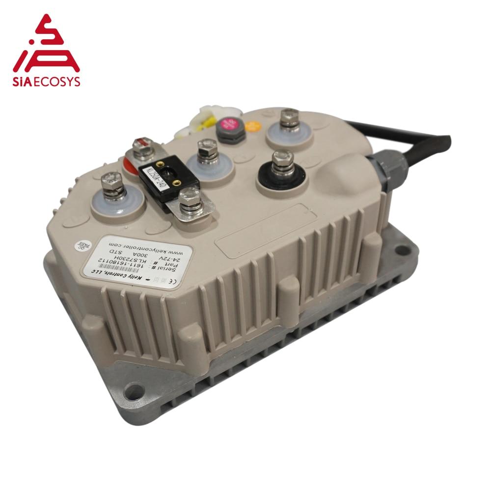 Бесщеточный контроллер, KLS6030H, 24в-60в, 350А, синусоидальный бесщеточный контроллер двигателя
