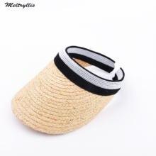 [meltryllis] 2020 Новая женская шляпа от солнца ручной работы