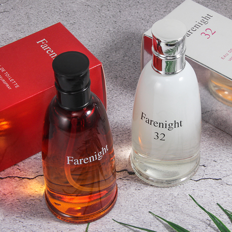 LANBENA Brand Men Perfume 100ML Long Lasting Fragrance Spray Glass Bottle Portable Classic Cologne Male Antiperspirant Parfum