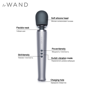 Image 3 - Le Wand Massager super large vibrator bar silicone material charging adult sex toy stick woman g spot stimulation magic wand