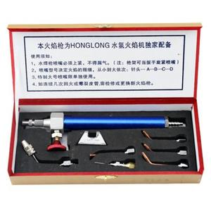 Welding-Torch Hydrogen-Equipment Goldsmith's-Tools Water-Oxygen with 5-Tips Jewelry