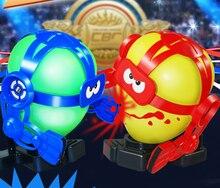 Robo Kombat-Balloon Puncher Children Table Game Boxing Ballon Battle Robot Boy Girl Interactive Fight Decompression Toy