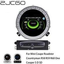 Reproductor Multimedia de coche estéreo GPS Radio navegación Android pantalla para Mini cuopé descapotable countyman R58 R59 R60 One Cooper S D