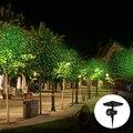 Солнечный светодиодный лазерный прожектор для дискотеки Водонепроницаемый рождественские праздничные светильники открытый сад газон Лан...