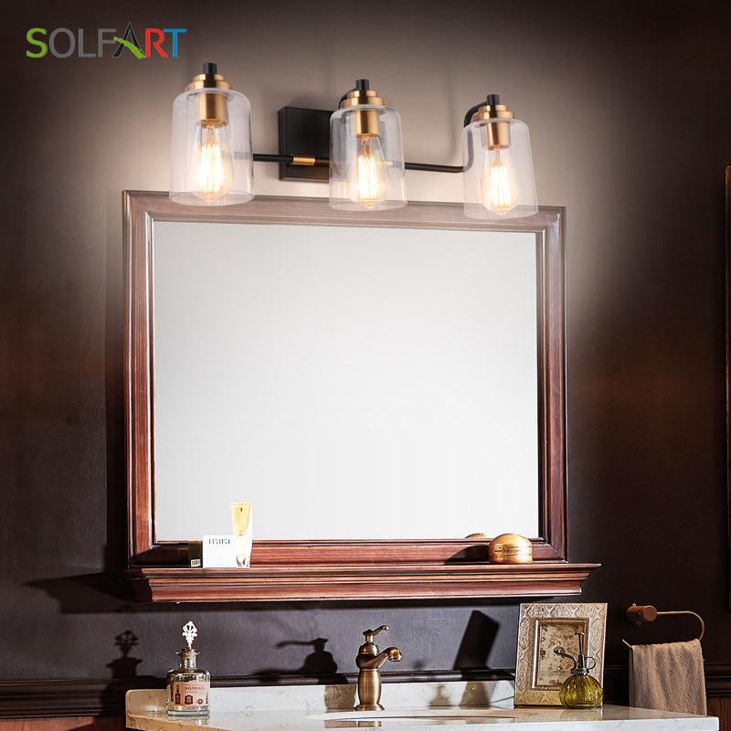 Vintage Wall Lighting Bath Vanity Light Wall Decor Bathroom Light Fixtures Wall Sconces Lamp