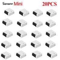 1/2/3/5/6/8/10/20PCS Sonoff Mini Wifi Smart 2 Way DIY Schalter Smart Home Fernbedienung Timer Schalter Arbeit Mit Alexa Google Hause