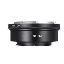 Anillo adaptador de FD NEX para lentes de la serie Canon FD, 10 Uds.