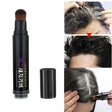Cream-Stick Hair-Dye Temporary-Cover-Up Root One-Time Instant-Gray Coverage White Natural