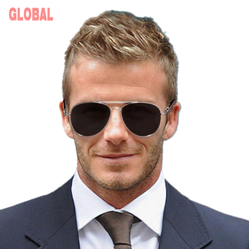 Aviation Metail Frame Quality Oversized Spring Leg Alloy Men Sunglasses Polarized Brand Design Pilot Male Sun Glasses Driving 2