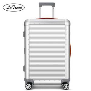 Letrend Spinner Travel-Bag Cabin-Trolley Rolling-Luggage Business-Suitcase Wheels-20inch