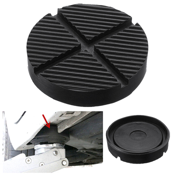 Car Jack Rubber Pad 12.5 * 2.6 Groove Rubber Profile Jack Pad Adapter For Vehicle Repair Tools Car Lifting For Dropshipping CSV jack pad under car support pad for lifting car jack glue direct replacement for a proper fit