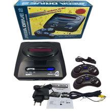 Console de jeu vidéo SEGA MD2 16 bits avec commutateur de Mode américain et japonais, pour les poignées d'origine SEGA exportent la russie