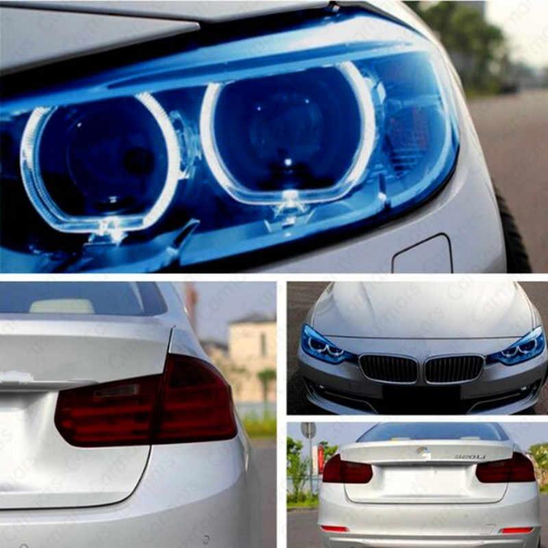 30cm x 100cm Auto voiture phare feu arrière antibrouillard vinyle autocollant pour TOYOTA RAV4 C-HR COROLLA couronne REIZ PRIUS COROLLA VIOS