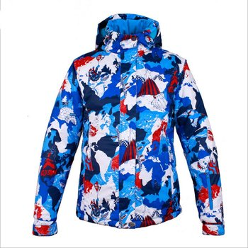 Women Outdoor Ski Winter Waterproof Windproof Thicken Warm Snow Clothes Ski Coats Jacket for Skiing And Snowboarding