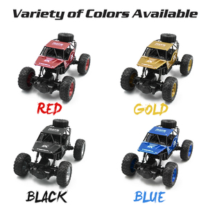 Image 5 - Radio Controlled Car Panel Climbing Off Road Remote Control Car RC Buggy 2.4GHz Climbing Car Bigfoot Car Model Off Road Vehicle