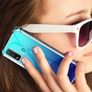 Image 3 - P Smart 2021 case 、透明ケースSmart2021カメラ電話バックカバーhuawey 1080p + スマート + 2020 1080pスマート2021ガラスケース psmart 2021 cover glass