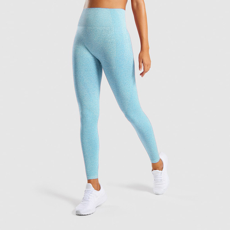Apparel - Yoga High Waist Seamless Leggings