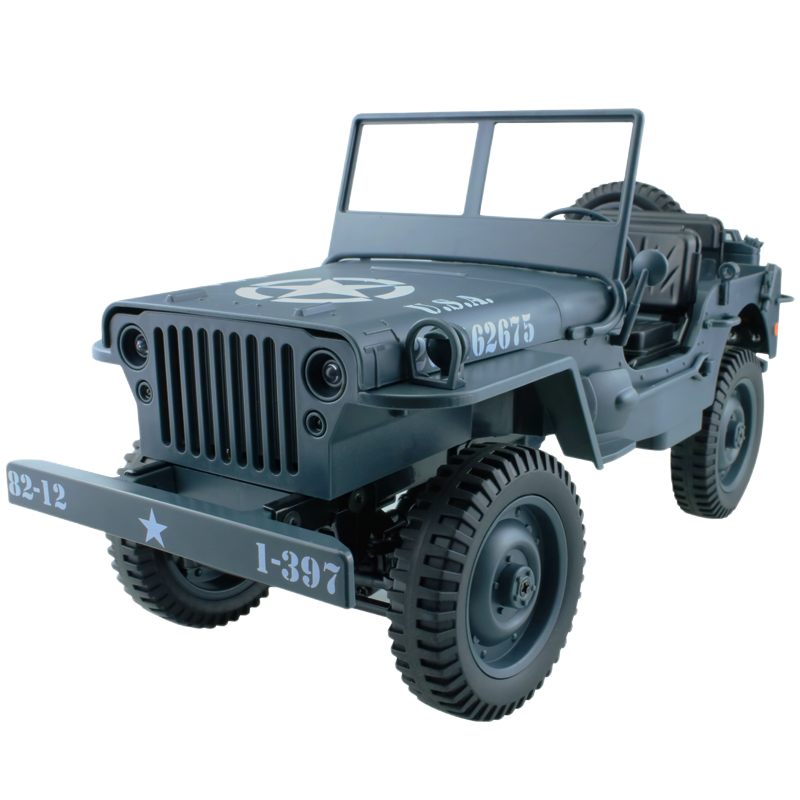 Us 25 56 Feichao 1 10 Rc Car 2 4g 4wd Remote Control Jeep Simulation Four Wheel Drive Off Road Military Climbing Car Diecast Led 4wd Vehicle Toys M Xt Xinte Com
