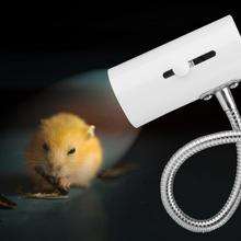 E27 лампа для рептилий держатель нагревательная лампа набор зажимов лампа с крышкой Pet светильник нагревательная лампа набор черепашек ящерица светильник ing