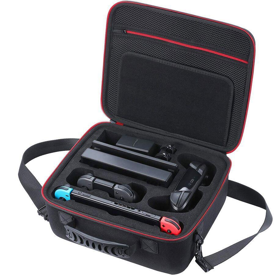 Fábrica directa de alta calidad Switch Mainframe bolsa grande NS Game Host Storgage Bag gran capacidad Console Bag