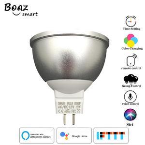 Smart light bulb MR16 5W Led W