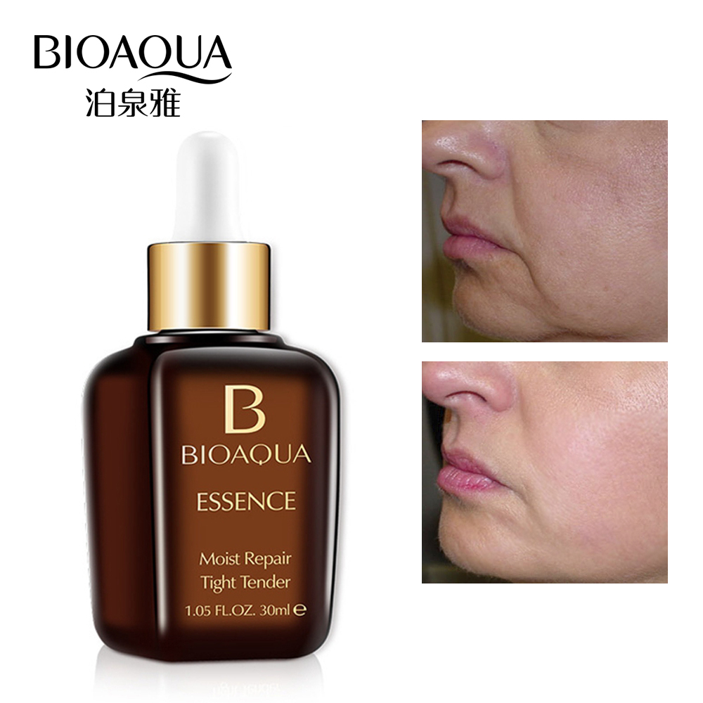 BIOAQUA Hyaluronic Acid Liquid Anti Wrinkle Skin Care Whitening Moisturizing Face Care Anti Aging Collagen Essence Liquid Serum