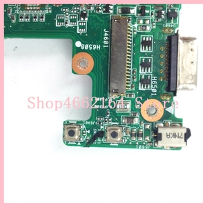 Image 4 - 1215N/VX6 Laptop motherboard For ASUS EEE PC 1215N/VX6 1215N 1215 mainboard 100%Tested Working fully tested free shipping