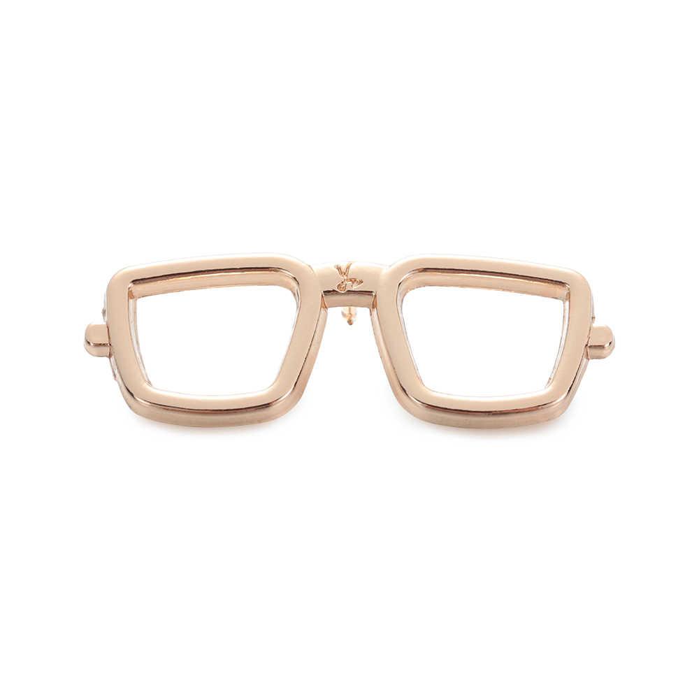 2019 óculos de Sol Dos Homens Novos Pinos de Esmalte Broche de Pino de Colar No Peito Acessórios Pin Badge Pin de Lapela Terno Roupas Jóias Gotejamento de Óleo