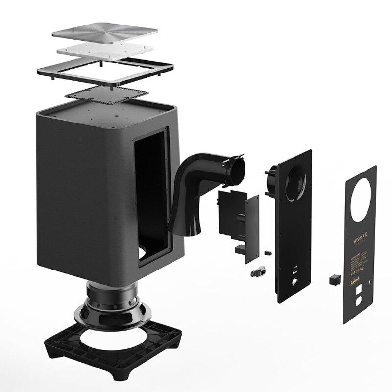 Haut parleur de Subwoofer d'origine Xiaomi Fengmi WEMAX S1 pour Fengmi WEMAX One Pro et Mijia accessoire de télévision de Projection Laser Home cinéma - 5