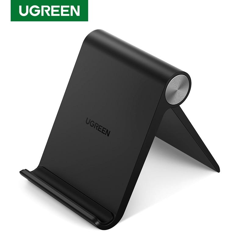 Soporte para teléfono Ugreen, soporte para teléfono móvil, soporte para Smartphone, soporte para tableta, soporte para iPhone, soporte para teléfono móvil, soporte para teléfono móvil