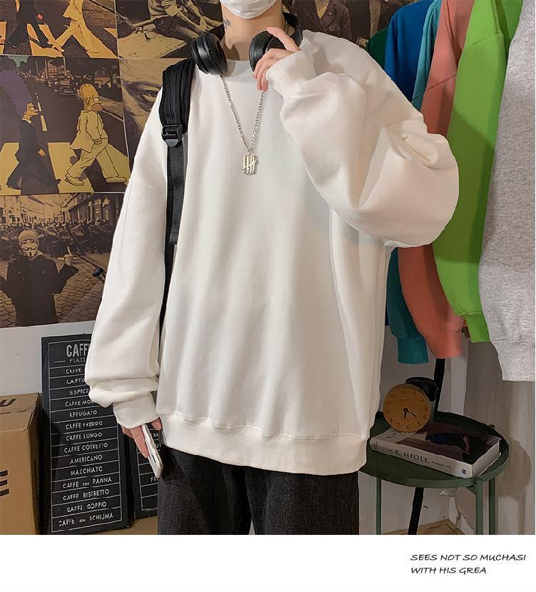 H2df4b089dc7146e0b4f80527f7fa5f0bT loose Korean style plus size sweatshirt winter clothes streetwear women 2020 new fashion plus velvet oversize harajuku hoodie