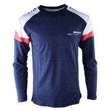 Новинка года, футболка для мотоциклистов, мотолюбителей, велосипедная футболка из полиэстера, быстросохнущая футболка с мотором, Джерси для BMW