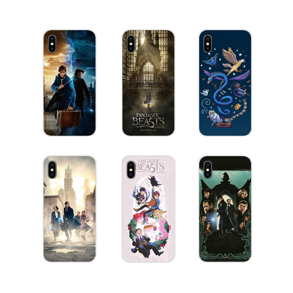 Fantastic Beasts Accessories Phone Shell Covers For Samsung Galaxy A3 A5 A7 A9 A8 Star A6 Plus 2018 2015 2016 2017