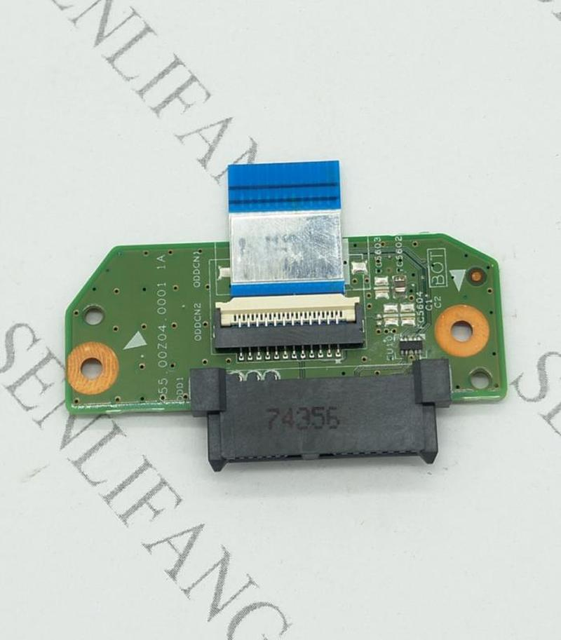 Free Shipping Optical Drive Board W/ Cable For Lenovo Flex 2 15 Series,P/N 5C50F76766 455.00Z04.0001