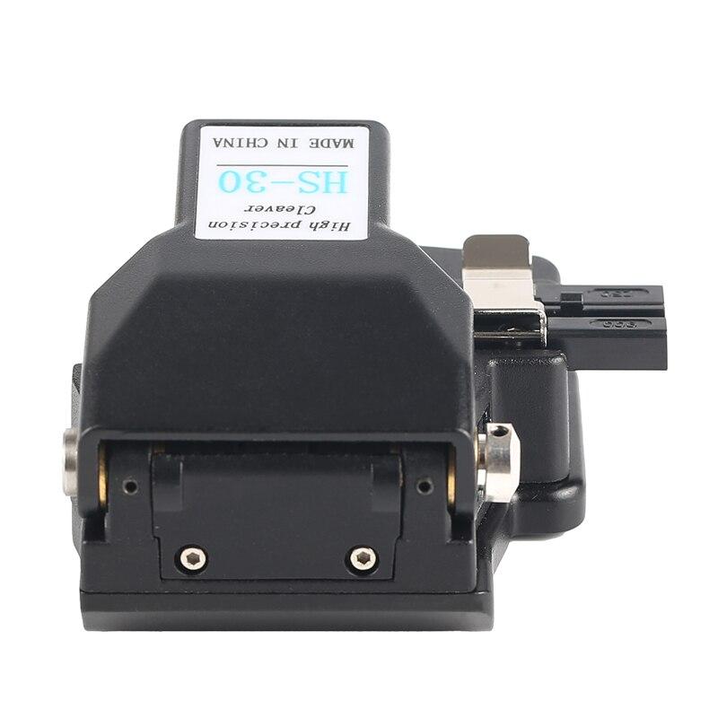Image 3 - high precision Optical fiber cutter HS 30 optical fiber fusion cleaver Fiber Cleaver Comparable For Fiber Cleaver CT 30-in Fiber Optic Equipments from Cellphones & Telecommunications