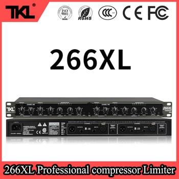 TKL sound systems equipment dj audio Professional precision maximizer dual channel compressor limiter 266XL speaker limiter