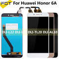 5.0 ''Per Huawei Honor 6A DLI-L22 DLI-L01 DLI-TL20 DLI-AL10 LCD Full Display LCD + Touch Screen Digitizer Assembly con telaio