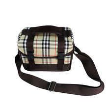 CamDress plaid Camera Case Bag Foto sling shock absorption dslr bag Photo Cover camera dividers рюкзак