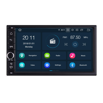 "HFCYJIA 7 ""PX6 Android 9,0 sistema doble Din Radio para Nissan x-trail Qashqai patrulla Frontier Sentra GPS navi Stereo 4 + 64G RAM"